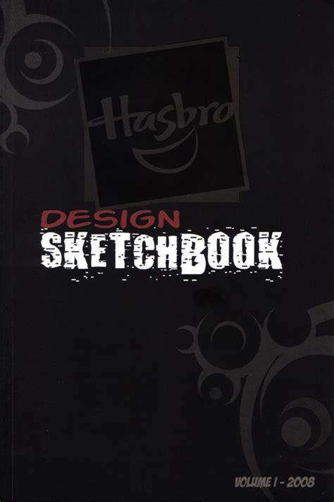 sketchbook cover design yojoe hasbro design sketchbook vol 1