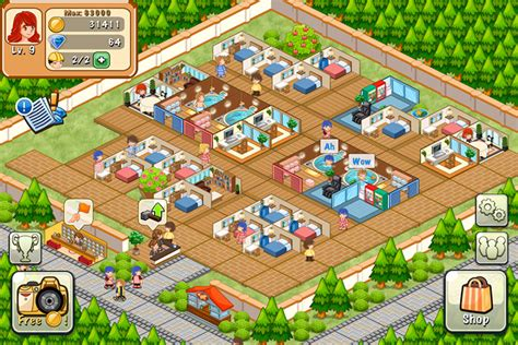 game hotel story mod apk free hotel story resort simulation game apk download for