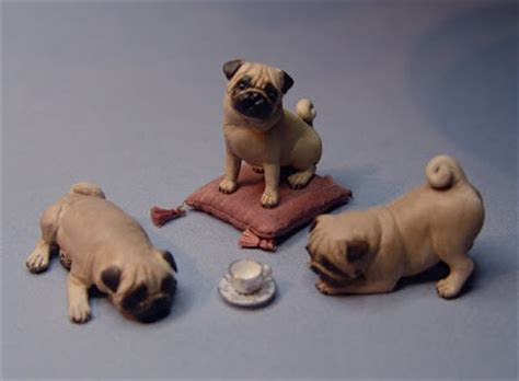 how much does a pug cost uk ev miniatures antoinette s pearls and pugs