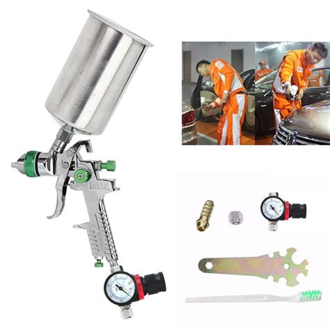 Other Tools New 1 4mm Hvlp Spray Auto Paint Tool Gravity