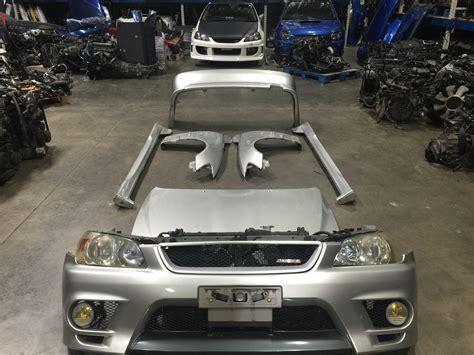 Jdm Toyota Parts Jdm Toyota Altezza Trd Frontend Bodyparts