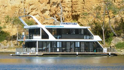 houseboats unforgettable unforgettable 11 the vision at mannum houseboat hirers