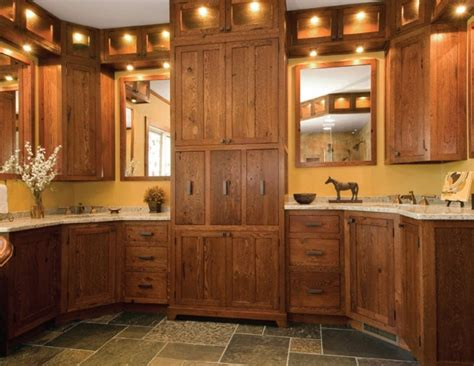 Kitchens With Wood Cabinets Reclaimed Wood Kitchen Cabinets Recycled Things