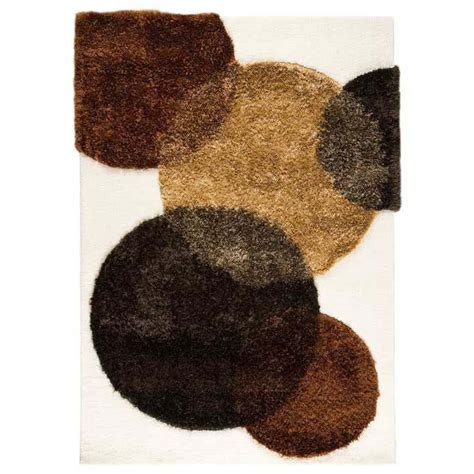 polyester vs wool rugs enya white and brown tufted wool and polyester rug dcg stores