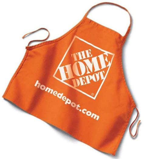 don t fear the apron how home depot associates can help you