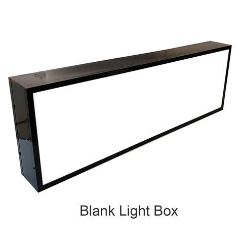 x light box single sided light box sign shop light box signage