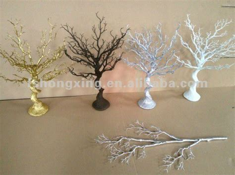 O Tree How Plastic Are Your Branches by K28g Gold Plastic Tree For Home And Wedding And Chrimas