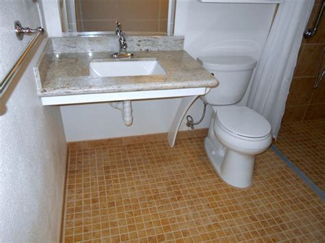 handicap accessible bathroom sinks rancho bernardo wheelchair accessible sink