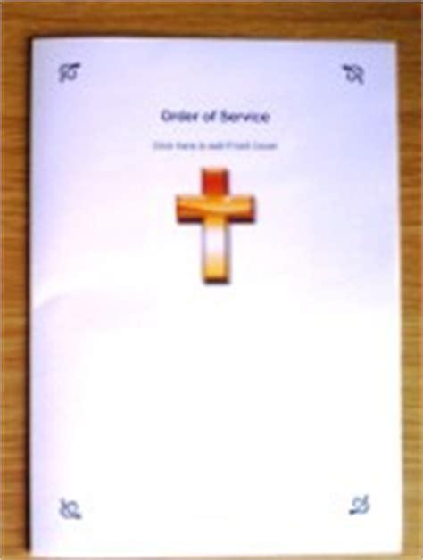 free funeral service memorial template