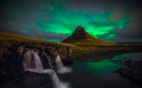 northern lights hd wallpaper wallpapersafari