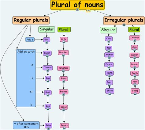 plural of bench plural of nouns