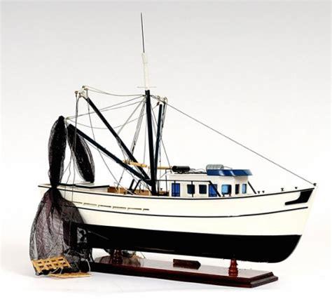 wooden model shrimp boat kits shrimp boat model model shrimp boat fishing boat