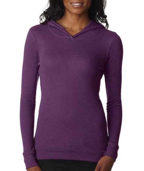 next level apparel womens comfort thermal