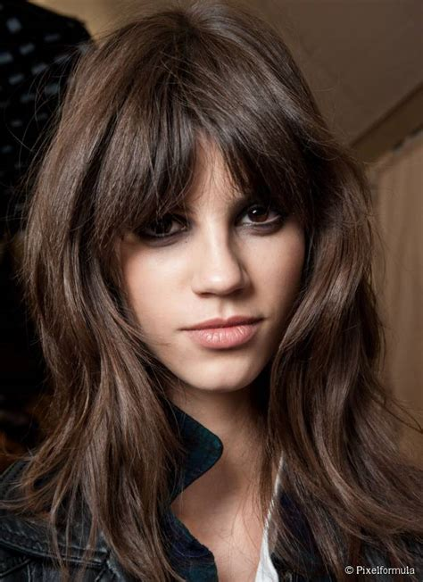 bob haircuts with center part bangs 3 cute fringe bob hairstyles to get inspired by