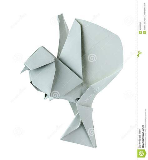 Paper Dove Origami - origami dove stock photo image 41539750