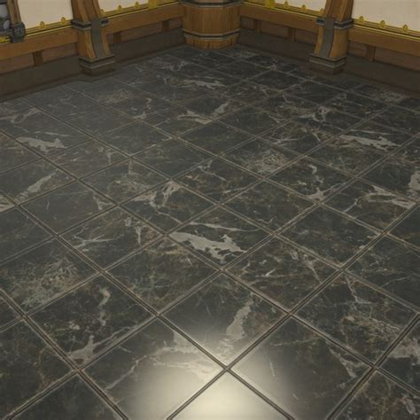Marble Flooring FFXIV Housing   Interior