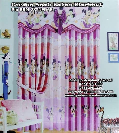 Gorden Gordyn Korden Tirai Blackout 100 Import Original 23 gorden anak terbaru gorden motif anak jual gorden anak kain gorden anak gorden anak lucu