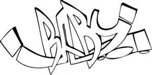 desenho de grafite beb 234 para colorir desenhos para