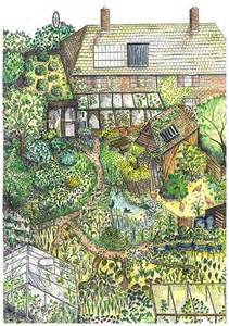 Backyard Permaculture Design by Permaculture And Food Forest Gardens Plant Talk