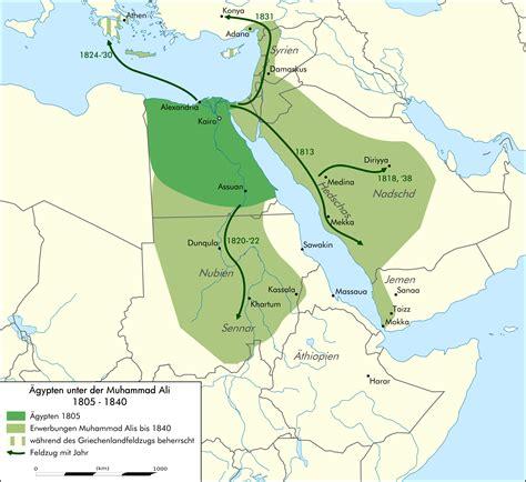 Muhammad Ali Ottoman Empire News Map