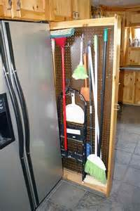 Out Of The Broom Closet by Best 25 Broom Storage Ideas On Laundry