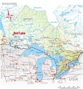 ontario canada road map more information sunset lodge on lake sunset lodge