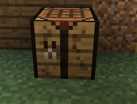 minecraft crafting bench minecraft crafting table minecraft information