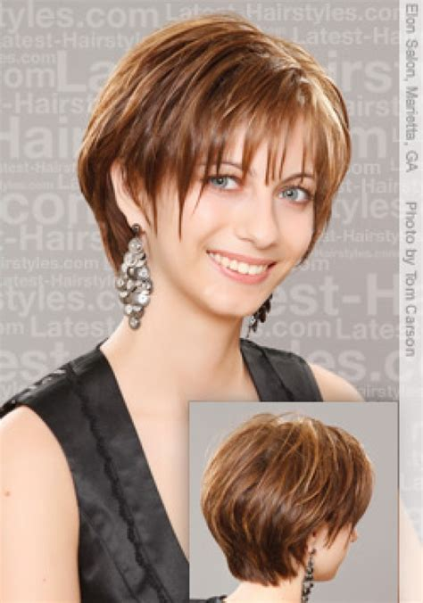 Google Short Shaggy Style Hair Cut | google short shaggy style hair cut feathered bangs fine