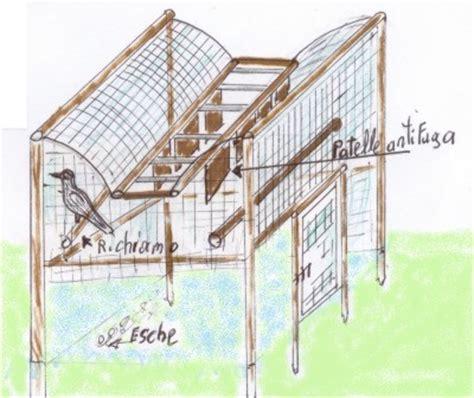 come costruire una gabbia trappola per uccelli cornacchia