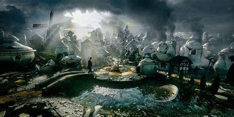 film fantasy welt le monde fantastique d oz la critique