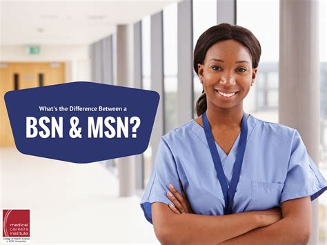 Bsn Mba Degree by What S The Difference Between A Bsn And Msn