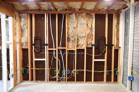 how to wire your house for sound in wall wiring guide for home a v