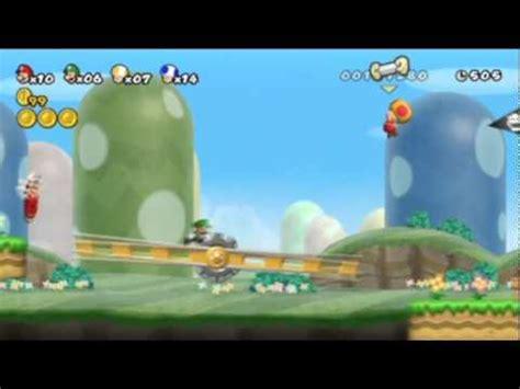 Mario Bros Frustration Unites Profanity And Gaming by New Mario Bros Wii Episode 1