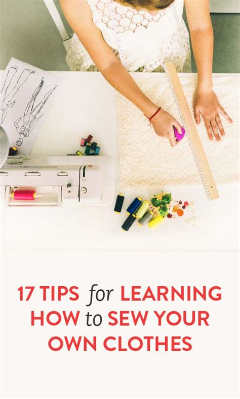 sewing learn sewing techniques and strategies books 17 tips for learning how to sew your own clothes