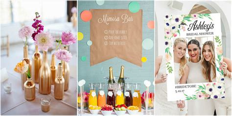 Wedding Shower Theme Ideas by 50 Best Bridal Shower Ideas Themes Food And