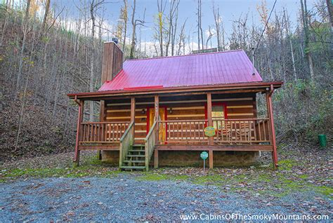 Cabins In The Smoky Mountains For Rent by Pigeon Forge Cabin Smoky Mountain Hideaway 1 Bedroom
