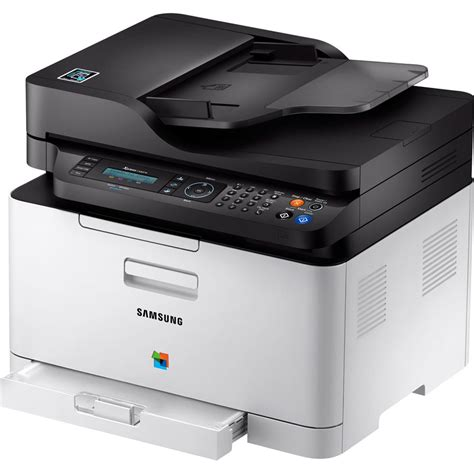 samsung laser color printer samsung xpress c480fw color all in one laser sl c480fw xaa b h