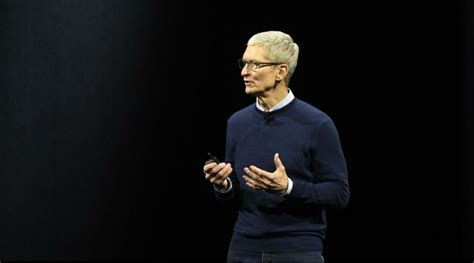 apple ceo apple ceo tim cook has a reason for breaking silence on
