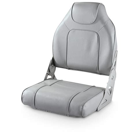 back to back boat seats for sale canada deluxe big man high back boat seat 209460 fold down