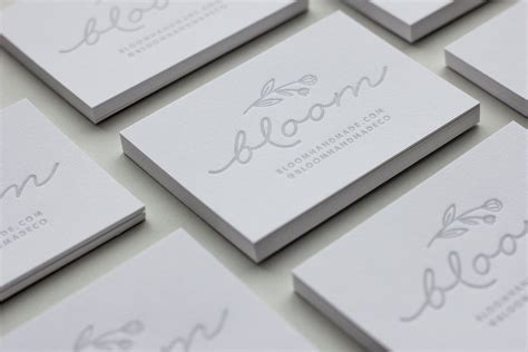 how to make letterpress cards