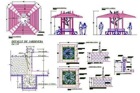 » Download Pergola Plans Dwg PDF patio furniture building