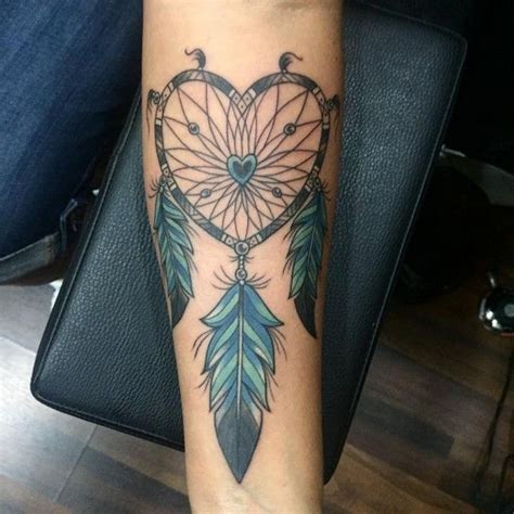 unique dreamcatcher tattoo designs 72 unique dreamcatcher tattoos with images dreamcatcher