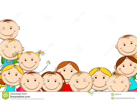 Preschool Floor Plan Template by Happy Kids Royalty Free Stock Photos Image 26258778