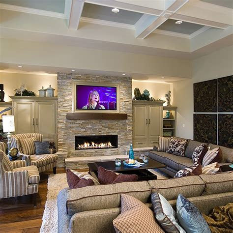 great family rooms cozy greatroom traditional family room portland by