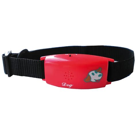 small bark collar pettags sonic vibration no bark collar small