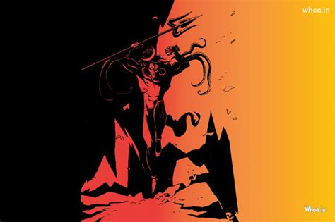 HD Image Of Lord Shiva