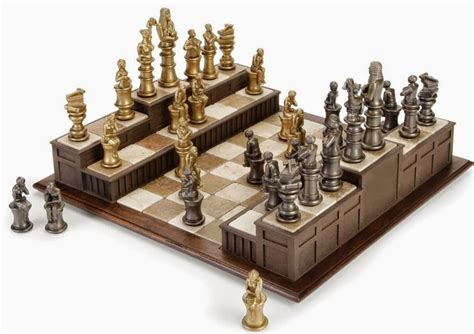 how to set chess pieces