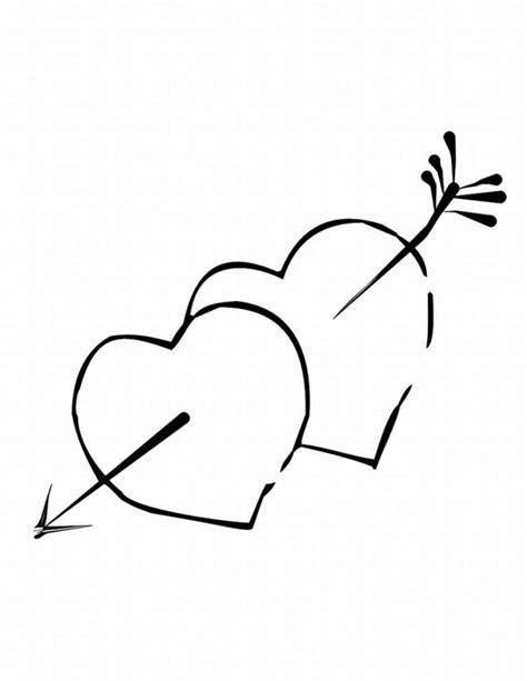 imagenes bonitas para colorear de corazones dibujos de corazones para colorear 2 dibujos online