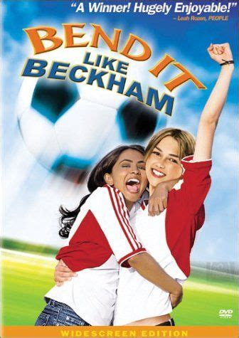 Bend It Like Bendant by Bend It Like Beckham Sport Psychology Goes To The