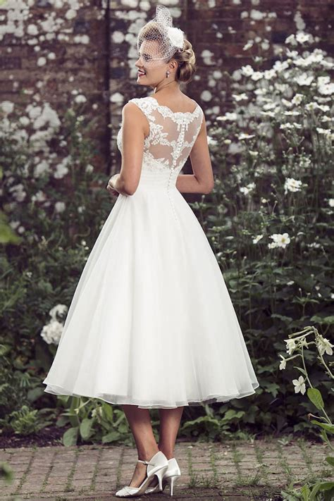 Kurzes Hochzeitskleid Vintage by 1001 Ideen Und Inspirationen F 252 R Ein Vintage Hochzeitskleid